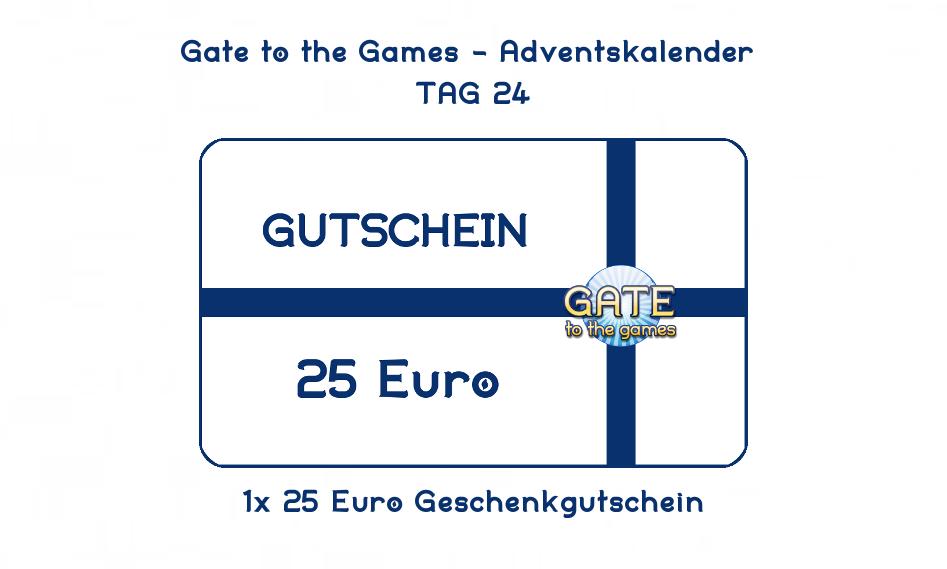 Gate to the Games Geschenkgutschein