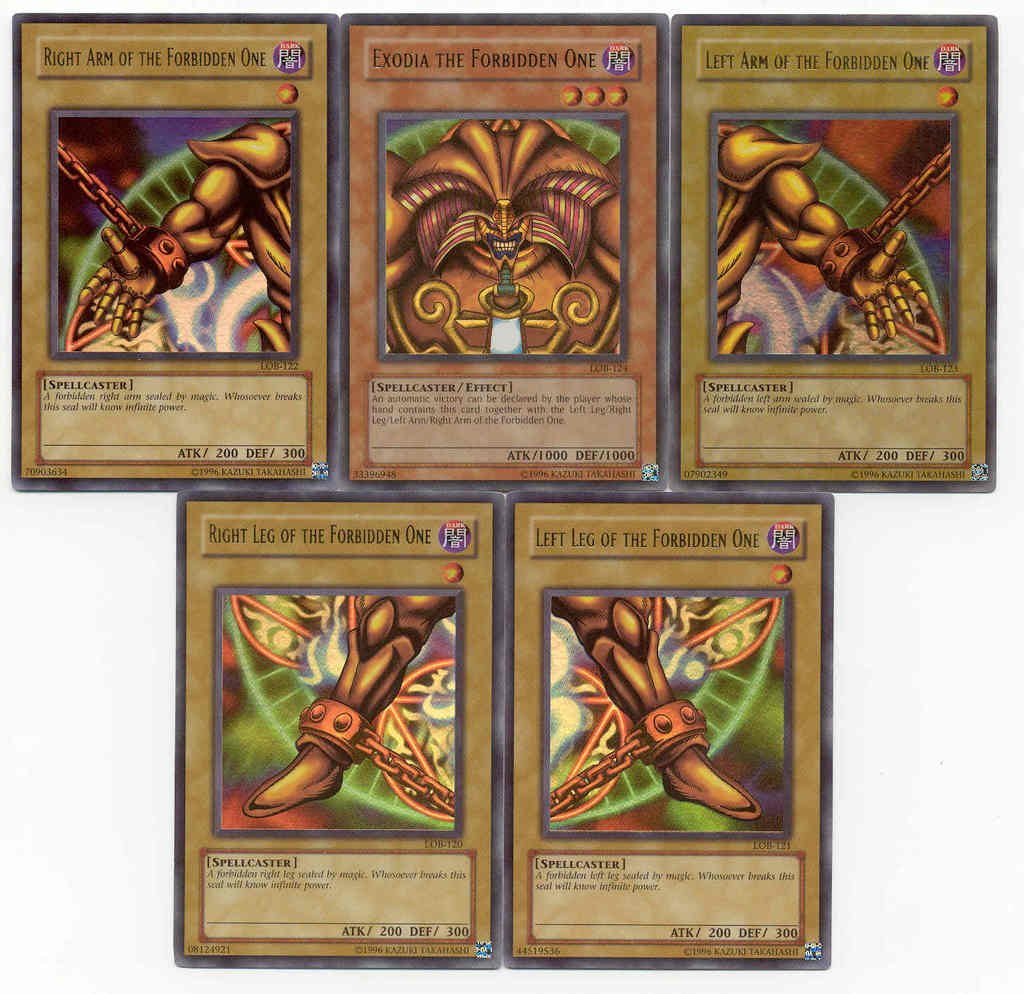 how to play exodia deck