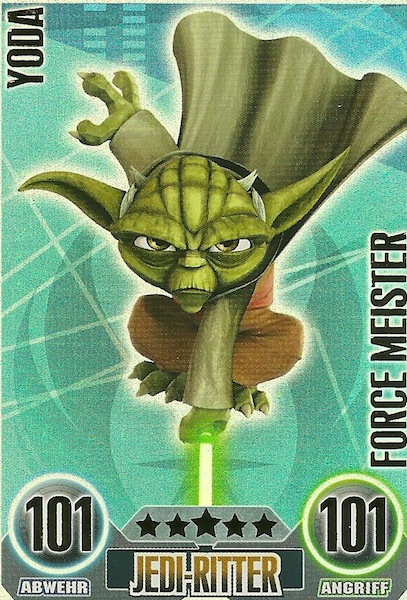 Star Wars Karte.Topps Force Attax Kartenliste Serie 1 Gate To The Games