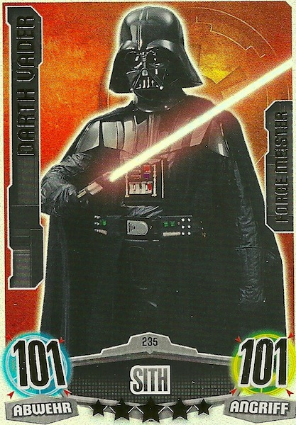 Star Wars Karte.Force Attax Movie Card Collection Kartenliste Gate To The