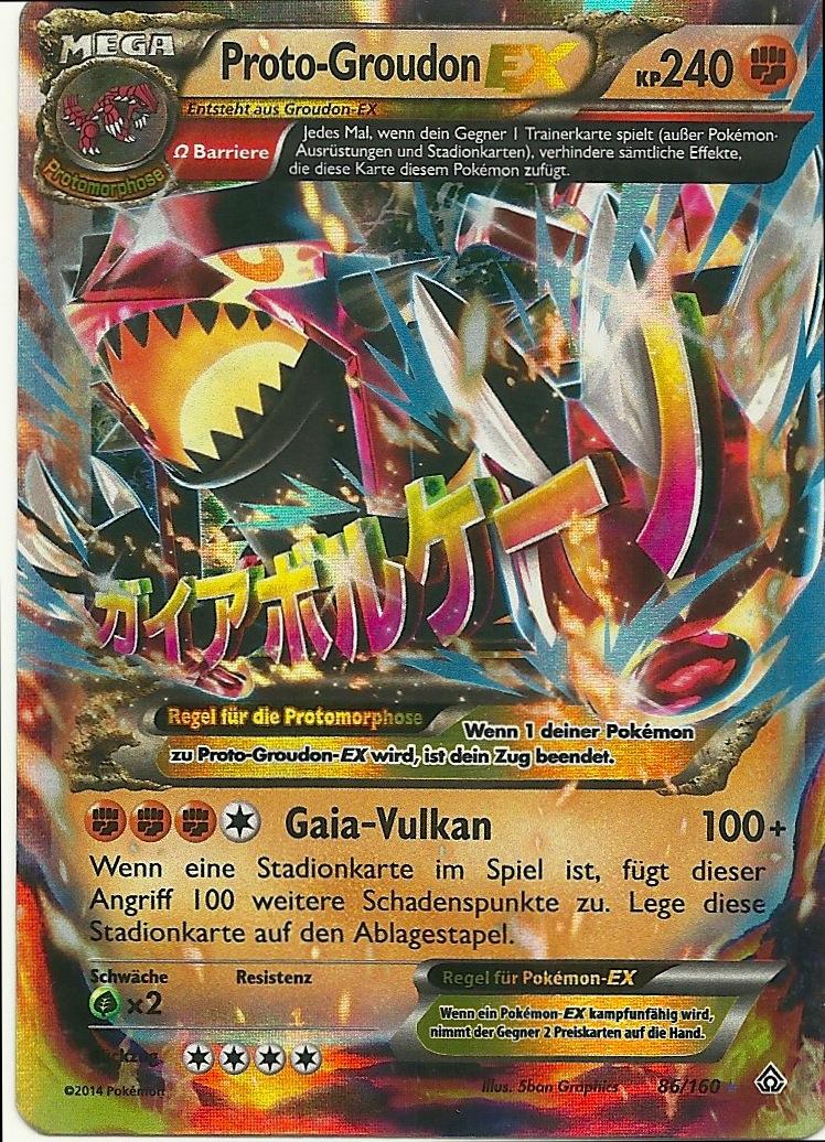 Xy Protoschock Die Neue Pokemon Karten Edition Gate To