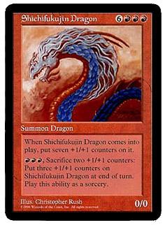 Shichifukujin Dragon Magic MtG