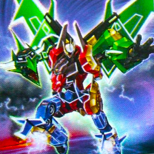 Super Quantum Mecha Lord Great Magnus