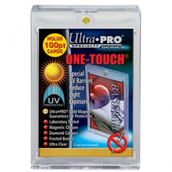 Ultra-Pro-One-Touch-Magnetic-Specialty-Holder-100PT