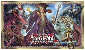 Yugioh Noble Knights Spielmatte