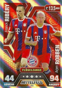 Match Attax Duo Karte