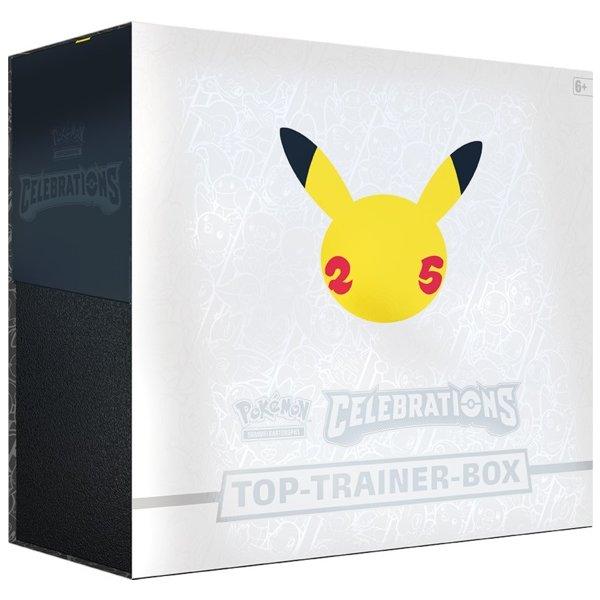 Celebrations: Top Trainer Box