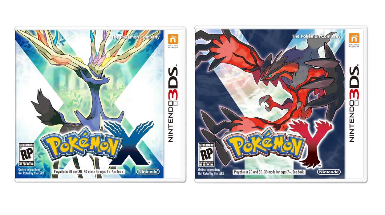 Pokemon X und Y Nintendo 3DS