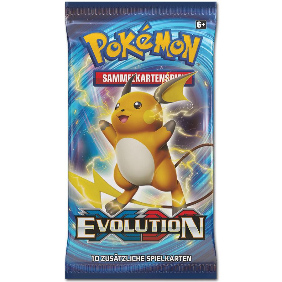 Evolution booster